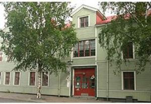 boka hotell i Umeå