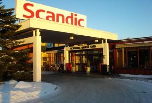 Scandic hotell i Umeå
