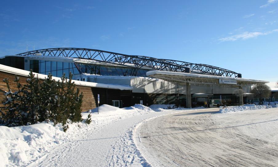 Sundsvalls flygplats